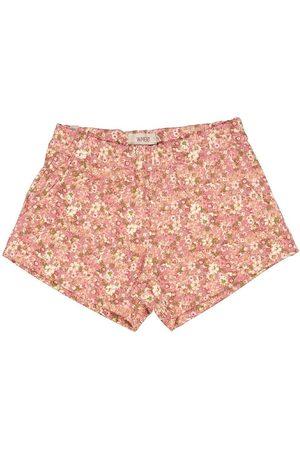 WHEAT Shorts - Wilhelma - Rose Flowers
