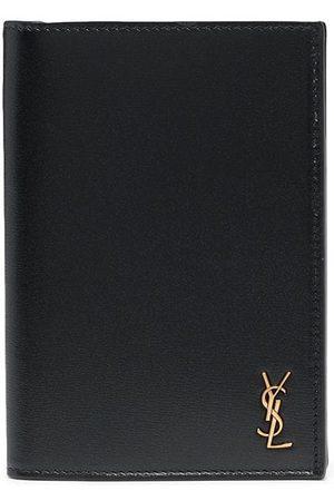 Saint Laurent Korthållare med logotypplakett
