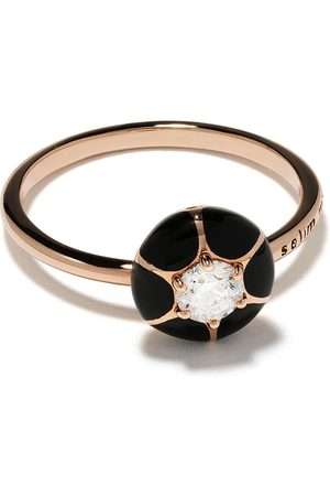 Selim Mouzannar Kvinna Ringar - Diamantring i 18K roséguld