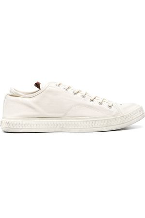 Acne Studios Man Sneakers - Perforated canvas sneakers