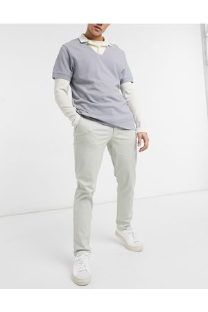 Selected – chinos med raka ben