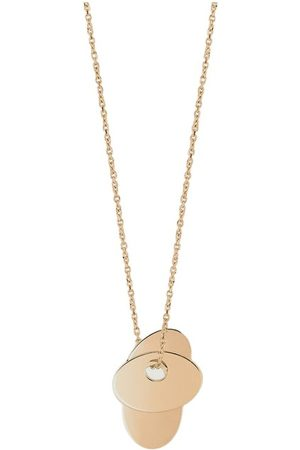 Ginette NY 3 Sequins Necklace