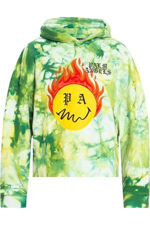 Palm Angels Branded hoodie