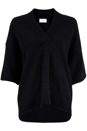 Neo Noir Kally knit blouse