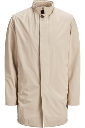 Jack & Jones Mac, Dold Huva - Rock Man White