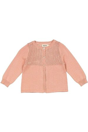 MarMar Flicka Cardigans - Cardigan - Trold - Light Cheek
