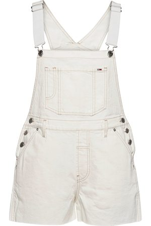 Tommy Jeans Over Dungaree Short Sspwr Jumpsuit