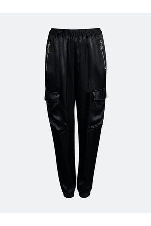 Bik Bok Shine cargo trousers