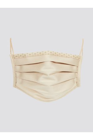 Cubus Reusable fabric face mask - Ljusbeige