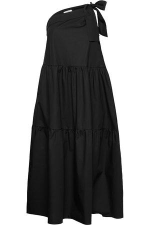 Ivy & Oak Shoulder Dress Maxi Lenght Maxiklänning Festklänning