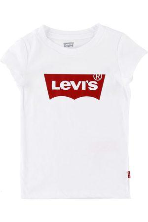 Levi's Flicka T-shirts - T-shirt - Batwing - m. Logo