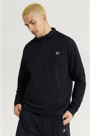 Fred Perry Polotröja Tonal Tape Funnel Neck
