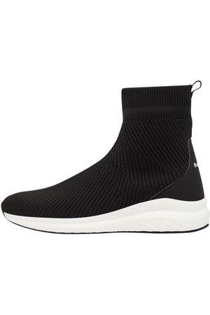 Bianco Biacharlee Stickade Sneakers Kvinna