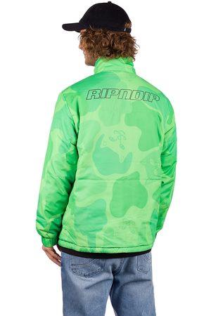Rip N Dip Neo Nerm Jacket black & tonal green camo