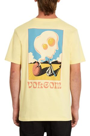 Volcom M. Loeffler Fa T-Shirt dawn yellow