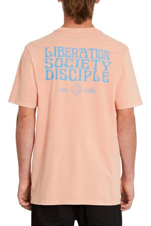 Volcom Psychonic T-Shirt clay