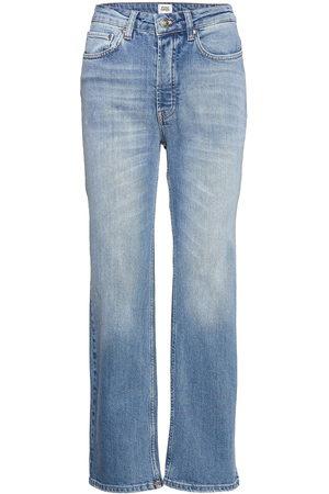Twist & tango Kvinna Straight - Lollo Jeans Raka Jeans