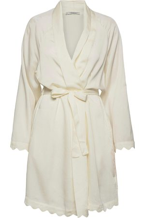 Underprotection Kvinna Kimonos - Jane Kimono Kimonos Creme