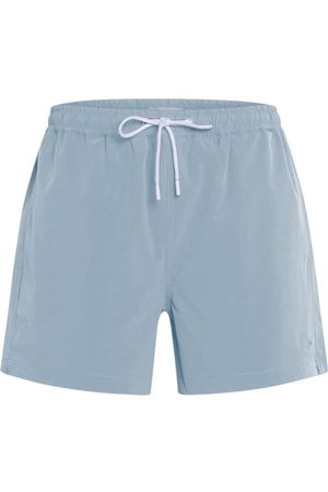 Knowledge Cotton Apparal Man Badshorts - Bay Stretch Swimshorts - Grs/Vegan