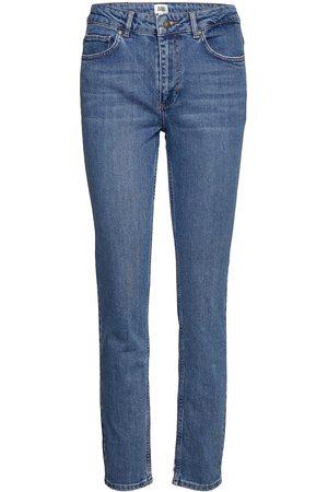Twist & tango Kvinna Straight - Julie Jeans Raka Jeans