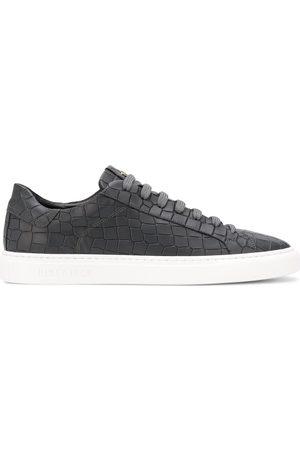 Hide&Jack Låga sneakers med krokodileffekt