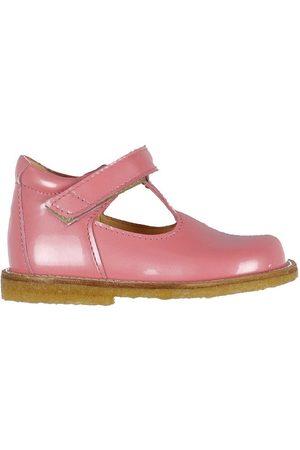 ANGULUS Flicka Sandaler - Sandaler - Rosa Pink m. Hjärta