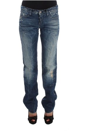 Costume National Regular Fit Jeans