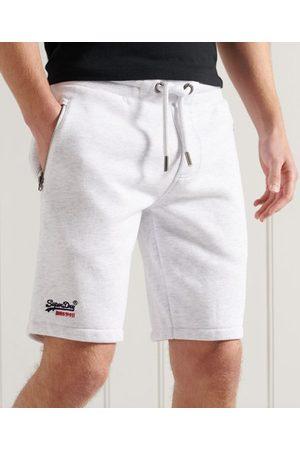 Superdry Orange Label klassiska shorts i jersey