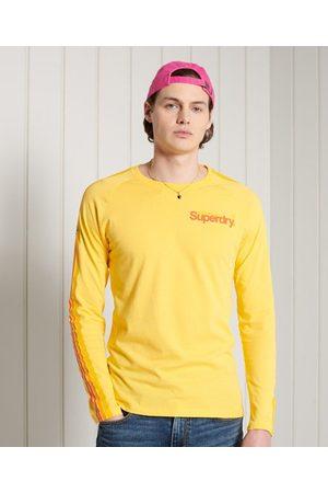 Superdry Core Logo Cali långärmad tröja med raglanärmar
