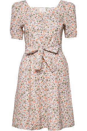 Nümph Kvinna Klänningar - Nucharlotta Dress Dresses Everyday Dresses Rosa