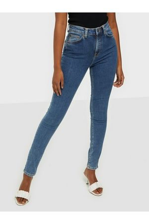 Nudie Jeans Kvinna High waist - Hightop Tilde Skinny Sun