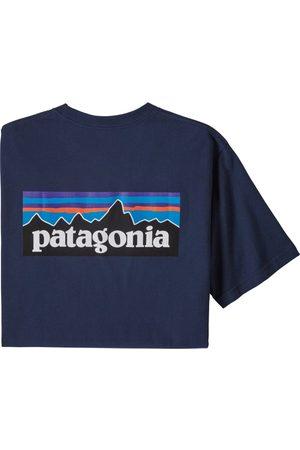 Patagonia Man Kortärmade - Men's P-6 Logo Responsibili-Tee