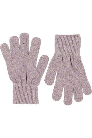 CeLaVi Flicka Handskar - Handskar - Ull/Nylon - Lavendel
