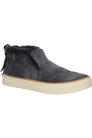 TOMS Kvinna Boots - Paxton Shoes forget iron suede/faux fu