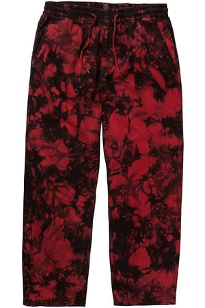 Volcom Strange Times Pants deep red