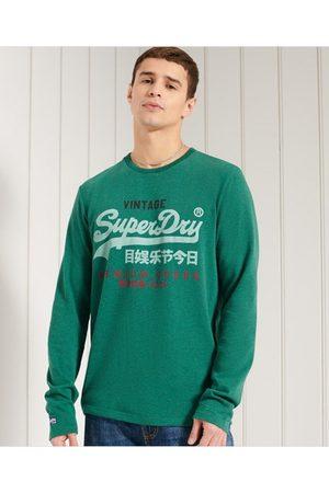Superdry Vintage Logo Tri långärmad tröja