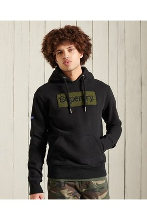 Superdry Man Hoodies - Core Logo Workwear huvtröja