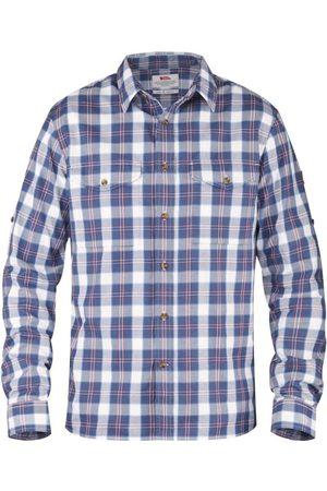 Fjällräven Långärmade - Singi Flannel Shirt LS