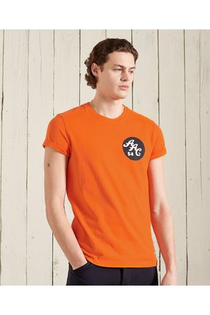 adidas Man Tröjor - AAC mönstrad tunn t-tröja