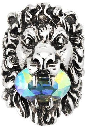 adidas Strassprydd ring med lejonhuvud