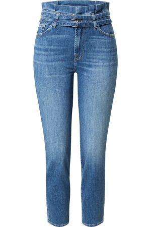 adidas Kvinna Slim - Jeans 'LEFT HAND