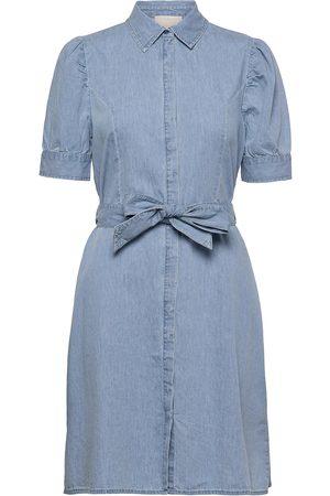 adidas Kvinna Casual klänningar - Nikia Shirt Dress Knälång Klänning