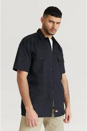 adidas Man Kortärmade - Kortärmad Skjorta Short Sleeve Work Shirt
