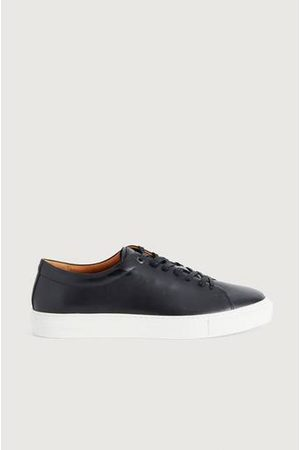 adidas Sneakers Martin 11187A-4838AM Black Leather