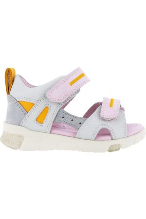 Ecco Sandal - Mini Stride - Multicolor Concrete
