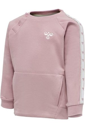 Hummel Flicka Sweatshirts - Sweatshirt - hmlSofia - Pastellila