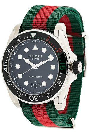 Gucci Man Klockor - Dive XL klocka