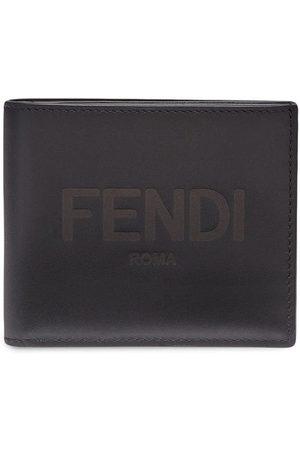 Fendi Plånbok med präglad logotyp