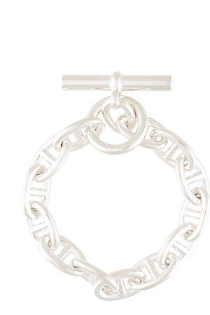 Hermès Pre-Owned Chaine D'Ancre TGM armband