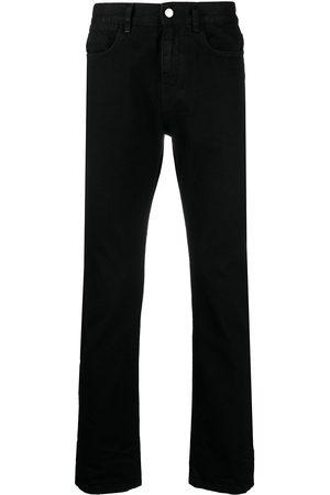 McQ Man Straight - Straight-jeans med hög midja